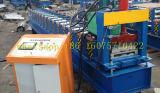 Rolo colorido de aço do painel de tapume que dá forma à máquina