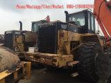 Chargeur initial utilisé de roue du tracteur à chenilles 966f à vendre