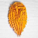 Hersteller, die hölzerne Haushalts-hängende Wand-Taten-kreative hölzerne Fertigkeit-europäische Haushalts-Taten-Wand-Dekorationen verkaufen