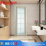 Portello di vetro d'isolamento classico della stanza da bagno del materiale da costruzione di disegno