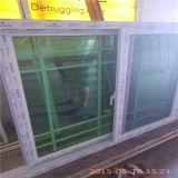 Profilo del PVC per la finestra di plastica con i Girds