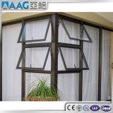 La maggior parte della finestra di alluminio appesa superiore di alluminio popolare della tenda della finestra