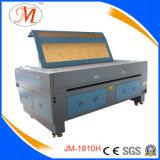 De Scherpe Machine van de Laser van de hoge snelheid met 1 Laser Hoofd (JM-1810H)