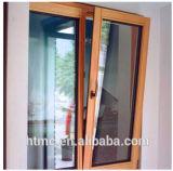 Aluminium-innere Neigung und Drehung Windows/hölzernes Aluminiumfenster