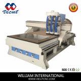 Máquina de madeira do Woodworking do CNC do router do CNC do router do CNC do Asc (VCT-1325ASC2))