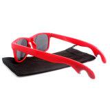 La mode neuve conçoivent les lunettes de soleil en fonction du client d'ouvreur de bouteille de nouveauté (YJ-366)