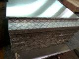 Высокопрочные Checkered алюминиевые панели сота для полов
