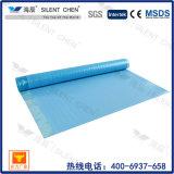 2mm 박층으로 이루어지는 마루 (EPE20-2)를 위한 파란 EPE 거품 밑받침