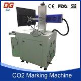 Máquina de alta velocidad de la marca del laser del CO2 para 10W para corte de metales