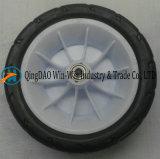 트롤리를 위한 8*3 PU 거품 바퀴