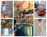 Coluna de destilação de vácuo do sistema de recuperação de óleo mineral usado
