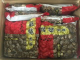 Гриб Shiitake известной китайской еды органический высушенный ровный