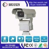câmera de alta velocidade do CCTV da visão 2.0MP 20X CMOS HD PTZ do dia de 2.5km