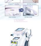 A0301 Wholsale 4 in 1 Machine van de Verwijdering van het Haar van de Laser van Elight IPL met het Koelen van de Huid Tghtening van rf