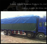 Revestimento de poliéster de PVC de alta resistência à tração, Folha de lona e lona para capa de caminhão