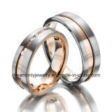 OEM/ODM de Fabriek van de Juwelen van de Douane van de Trouwring van de manier