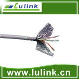 고품질 Cat5e 근거리 통신망 케이블 Lk Sf5CB241, 24AWG, 4p