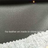 Cuir en PVC pour la fabrication d'un siège de voiture Hx-P1701