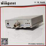 2018 Venta caliente repetidor de señal 3G de plata Amplificador de señal para el hogar único amplificador de banda móvil
