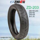 Poussette de bébé des pneus de haute qualité 12 1/2× 2 1/4 (57-203) avec du caoutchouc naturel pur
