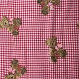 tissus de coton estampés par flanelle des tissus 100%Cotton pour l'Australie Nouvelle Zélande Canada et l'Amérique