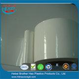 deur van het Gordijn van pvc van de Breedte van 400mm de Flexibele Zachte Ondoorzichtige Witte