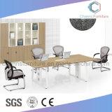 Bureau de bureau en bois de grande taille Okay Color
