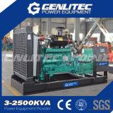conjunto de generador diesel de la potencia de 80kw 100kVA Yuchai