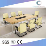 Eleganter nützlicher Büro-Melamin-Möbel-Konferenztisch