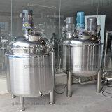 Máquina de fazer sabão líquido de lavagem/Tanque com a mistura e aquecimento