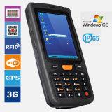 Win CE Sistema Android escáner de códigos de barras 1D con teclado alfanumérico