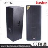 """Se dobla 15 """" 2 el altavoz Jp-153 de la gama completa 1200W de la unidad"""