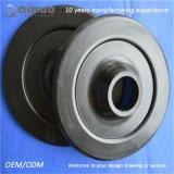 Utilisation faite sur commande de grande taille de rondelle en caoutchouc pour l'usine de production en acier