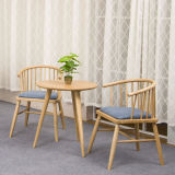 レストランの喫茶店の家具のための現代木製の食事の椅子