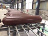 40L cilindro de alta pressão do hidrogênio do diâmetro da capacidade 150bar 219mm