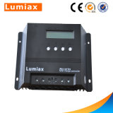 40A contrôleur solaire de charge de l'affichage à cristaux liquides PWM avec de la mémoire des caractéristiques de 1 an
