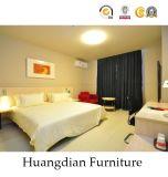 ホテル(HD621)のためのSize Bed Furnitureホテルの家具の製造業者王