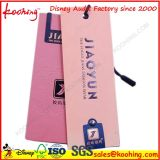 Weißbuch-Kleid-Kleid-Kleidung-Schwingen-Marke mit kundenspezifischem Drucken