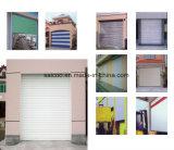 Nouveau produit de la Chine en aluminium Fabricant rolling shutter Bifold rouleau de porte de garage coulissante