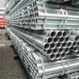 Tube en acier galvanisé plongé chaud ordinaire de l'extrémité ASTM A53 A500 gr. B