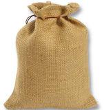 Großhandelsjutefaser-Beutel für Kaffeebohne-Paket
