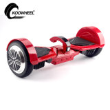 Scooter 2017 de équilibrage d'individu électrique de Hoverboard de détenteur de brevets de Koowheel Smartmey