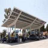 Preiswertes Stahlkonstruktion-Brennstoffaufnahme-Station-Gebäude für Verkauf