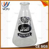 Huka-Glasflasche Tabacco Huka-Wasser-Rohrvaporizer-Glaswasser-Rohr mini elektronisches Cigarett Mic-Shisha