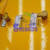De hydraulische Scheerbeurt van het Hoekstaal van het Schroot van het Metaal (fabriek)