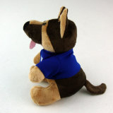 Brinquedo feito sob encomenda do luxuoso do cão da fábrica de Yi Kang