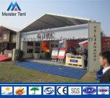 Espacio libre del bastidor de aluminio evento de boda Tienda rectangular con cubierta de PVC