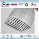 Prueba de fuego de la burbuja del papel de aluminio Material de aislamiento Buliding