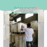 Autocollants de matériel sensible à la pression papier synthétique souples pour la version imprimable FS