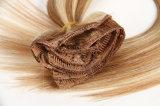 Extensões diferentes superiores novas não processadas do cabelo humano das texturas do cabelo humano da chegada 100% 6A Remy